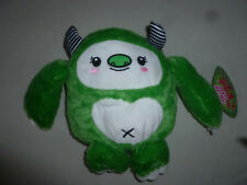 New W Tag Christmas Abominable Snowman Plush Toy Nwt Sugar Loaf Gamer Green