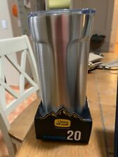 Otterbox Stainless Steel Elevation 20oz Tumbler w/Basic Lid Brand New lot of 2
