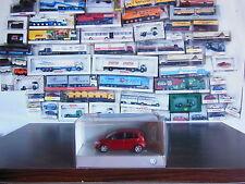 Wiking Fahrzeugmarke VW Auto-& Verkehrsmodelle mit Werbemodell
