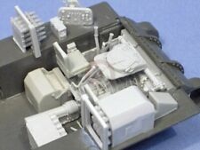 Resicast 1/35 M4 Sherman Tank Interior Basic Driver's Position Conversion 352329