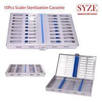 Cassette De Stérilisation Dentaire Et Plateau Pour Instruments Chirurgicaux SYZE