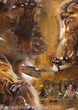 Hochwertiger Jersey Stoff,Baumwolljersey STAR WARS -Chewbacca