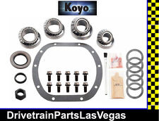 "Motive Dodge Chrysler 8.25"" Master Bearing Rebuild Overhaul Kit Koyo Bearings"