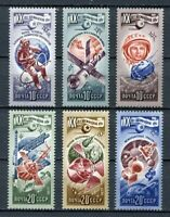 30088) RUSSIA 1977 MNH** Space Research. - 6v. Scott#4589/94