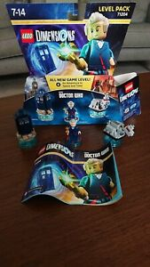 Lego Dimensions - Doctor Who Level Pack - 71204 - 100% Complete, Boxed