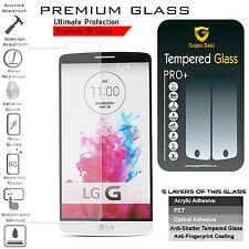 Pack of 10 Gadget Shield Tempered Glass Quality Ultimate Screen Protector LG G4