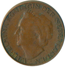 COIN / THE NETHERLANDS / 1 CENT 1948  #WT5558