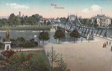 Ansichtskarten vor 1914 aus Schlesien mit dem Thema Brücke