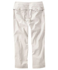NWT Woolrich Women's Campbell Falls Clam Diggers Capri Pants Size 6 $55 Retail
