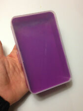M01564-PURPLE MOREZMORE Plastic Box Storage Container Organizer Small Parts DWS