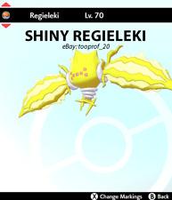 6IV Regieleki ✨Shiny✨ Pokemon Sword Shield  - FAST DELIVERY