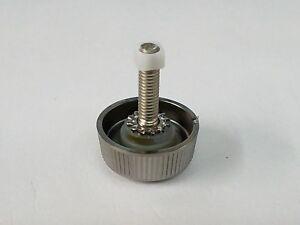 1 Shimano Part# Rd 9568 Handle Screw Cap W/ Lock Fits 19 Reels So-2500fi More
