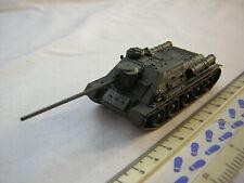 Armadura de dragón 60305 Segunda Guerra Mundial SU-100 Militar Ruso Tanque Hungría 1945 escala 1:72 20mm