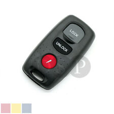 Remote Key Case fit for MAZDA 3 6 MPV Protege 5 Replacement Fob Shell 3 Button