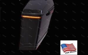 Harley Davidson HD Profile Rear LED Saddlebag Lights Integrated Lights