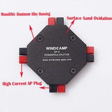 NEW  AP-4 Quad Power Splitter (Anderson plug FlexRadio Elecraft shortwave radio)
