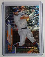 2020 Topps #350 Pete Alonso (New York Mets) Rookie Cup Foilboard #'d 077/264