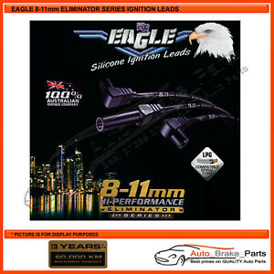Black Eagle Eliminator 9mm Leads for Ford Longreach XH, XH Ser II 4.0L - E96174