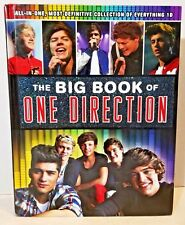The Big Book of One Direction 1D Hardcover Harry Styles Liam Niall Zayn Louis