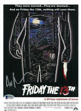 Ari Lehman Autographed/Signed Friday The 13th 8x10 Photo Movie Poster BAS 23746