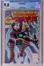 Thunder Strike 1  Marvel Comics 6/93 Foil Cover Marvel CGC 9.8