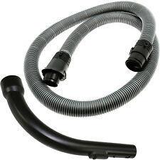 Stretch Hose & Bent End Curved Handle for All Miele Model Vacuum Cleaner Hoovers