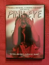 Pink Eye James Tucker horror (Halo 8 Dvd, 2008)