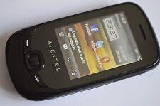 Alcatel OneTouch Alcatel One Touch OT-602 - Noir (Débloqué) Téléphone portable