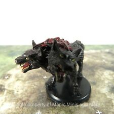 Monster Menagerie III ~ DEATH DOG #9 Icons of Realms 3 D&D two headed hellhound
