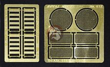 "Royal Model 1/35 ""Engine Grill Screen"" for Sd.Kfz.171 Panther Ausf.G Tank 612"