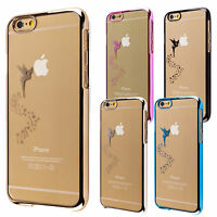 Apple iPhone 4 4S 5 5S 6 6 plus Coque de protection fée rigide housse case cover