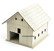 Wood Barn MI 85134 Miniature Fairy Garden Dollhouse