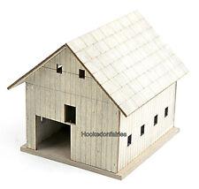 Wood Barn MI 85134 Miniature Fairy Garden Dollhouse Farm House