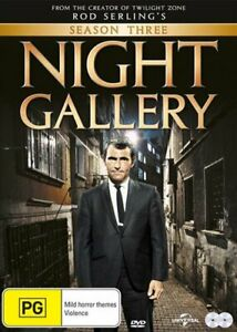 Night Gallery - Season 3 DVD