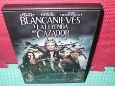 BLANCANIEVES Y LA LEYENDA DEL CAZADOR - THERON - dvd