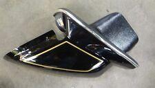 1979 Honda CM400A CM400 CM 400 A H966' left side lower vetter fairing NICE!!