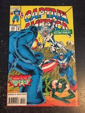 Captain America#419 Incredible Condition 9.0(1993) Silver Sable, Viper!!
