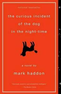 The Curious Incident of the Dog in the Night-Time - Paperback - VERY GOOD