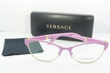a73bab9e15a7 Versace Women s Pink Glasses with case MOD 1233-Q 1368 53mm