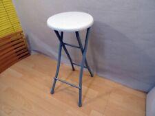 Möbel Klappstuhl Hochstuhl, Stühle Essgruppe Sitzhöhe 70,5 cm, Ø 30,5 cm
