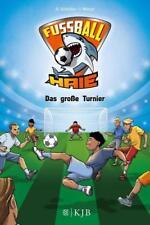 Das große Turnier / Fußball-Haie Bd.2 von Andreas Schlüter und Irene Margil (2014, Gebundene Ausgabe)