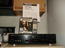 $0 Schiff mit Refurbished Denon dvd-1000 DVD Player mit OEM -/DVD-Film & Handbuch