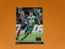 ANTHONY BANCAREL STADE MALHERBE CAEN SMC D'ORNANO FOOTBALL CARD PANINI 1996-1997
