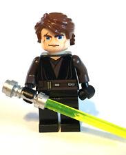 LEGO STAR WARS PERSONAGGIO CLONE WARS ANAKIN SKYWALKER da si adatta 7957 9494 75038 75046