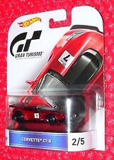Hot Wheels GRAN TURISMO Corvette C7.R  #2 DJF44-L718