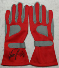 Damon Hill - F1 Autographed - Signed Racing Replica Gloves Pair with Proof