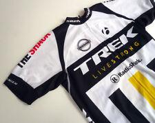 BONTRAGER TREK RADIOSHACK Livestrong Fahrrad-/Rennrad-/MTB-TRIKOT/JERSEY Gr.M
