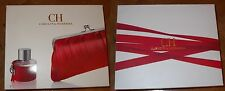 CH 2pcs SET by Carolina Herrera for Women edt 1.7oz spray+ Handbag, BNIB