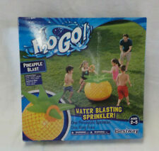 Bestway H2O Go! Pineapple Blast Sprinkler With Ring Toss Nib MultiColor Ages 2-5