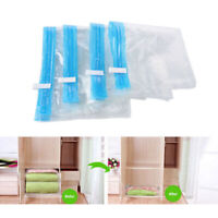 Vacuum Storage Bags Compressed Seal Cloth Organiser Space Saving Vaccum Bag